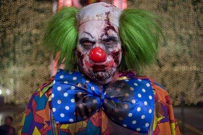 Zombieland Zombie Clown