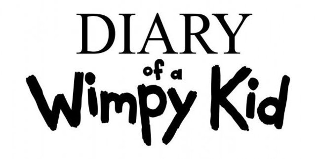 Diary Of A Wimpy Kid Font Name