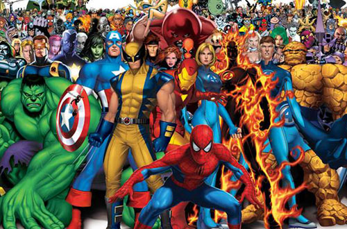 Marvel to introduce their second tier superhero's through short films