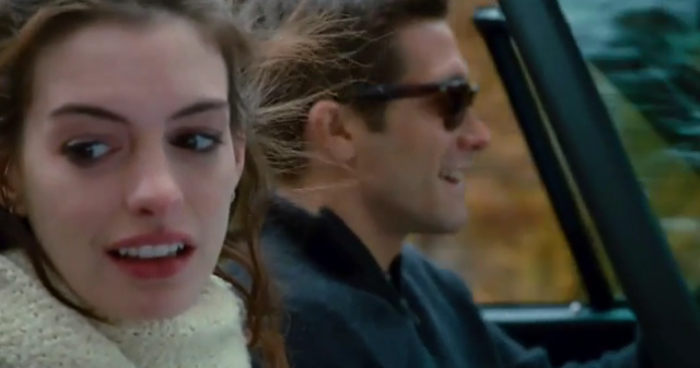 It was only a few days ago that the first trailer for LOVE & OTHER DRUGS was