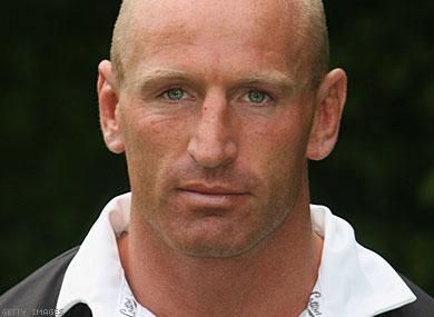 rugby thomas gareth Gay player