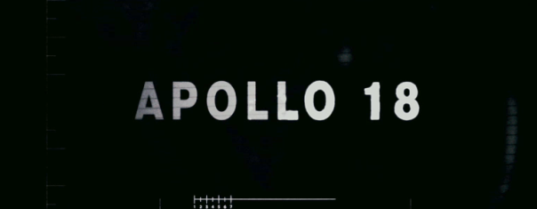 Apollo 18 Movie Trailer