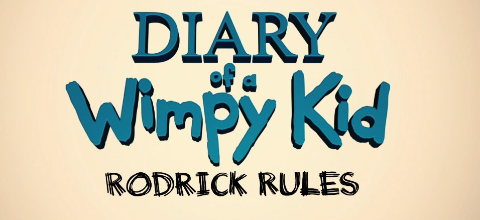 THE DIARY OF A WIMPY KID RODRICK RULES the sequel to the popular kidsDiary Of A Wimpy Kid Rodrick Rules Book Pictures