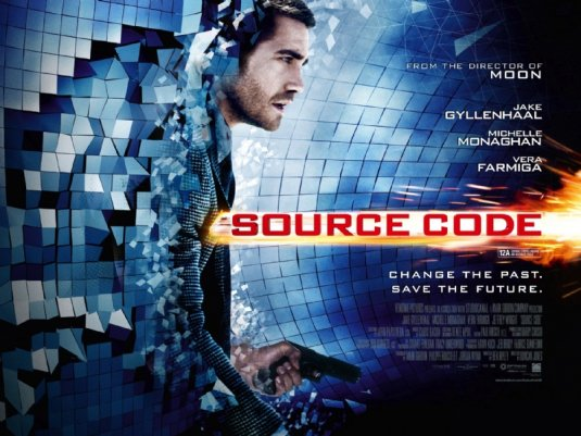 chicago code poster. New Posters For Source Code,