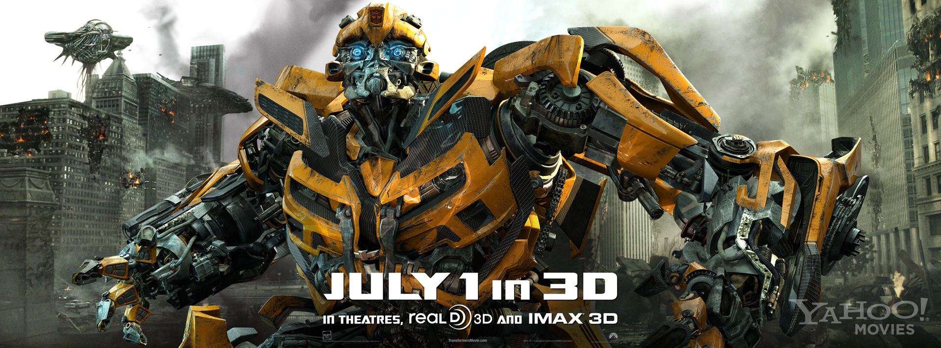 transformers dark of the moon bumblebee poster. A new TRANSFORMERS DARK OF THE