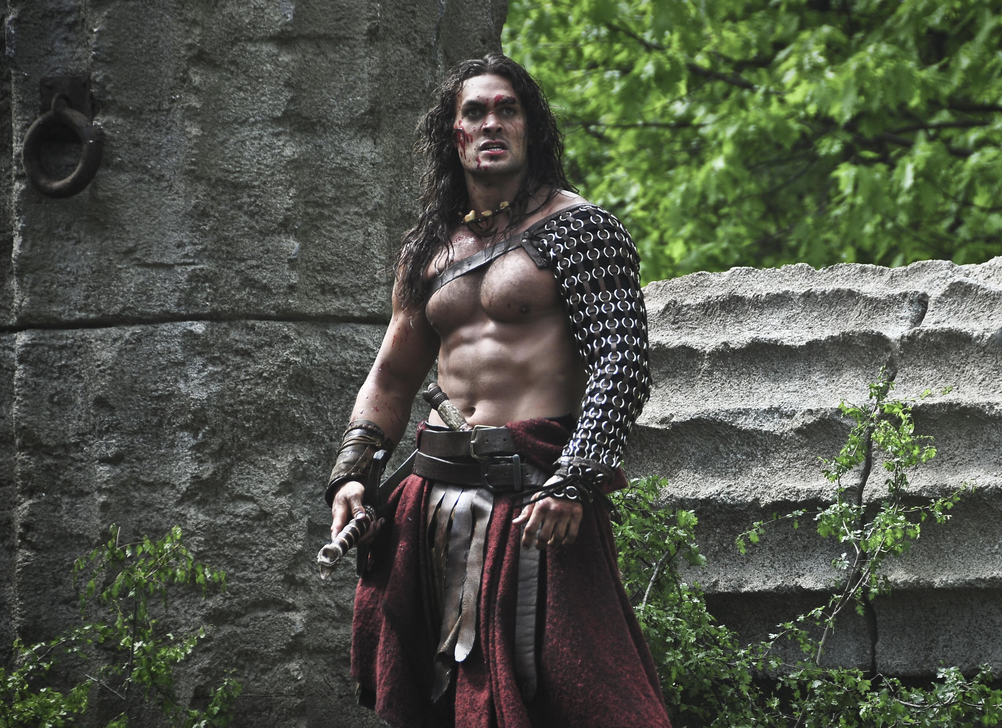 Conan Barbarian Picts People