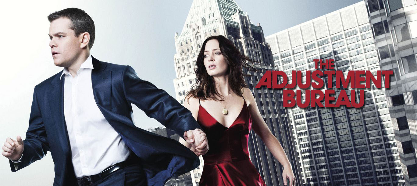 DVD Review: Adjustment Bureau - The People's Movies